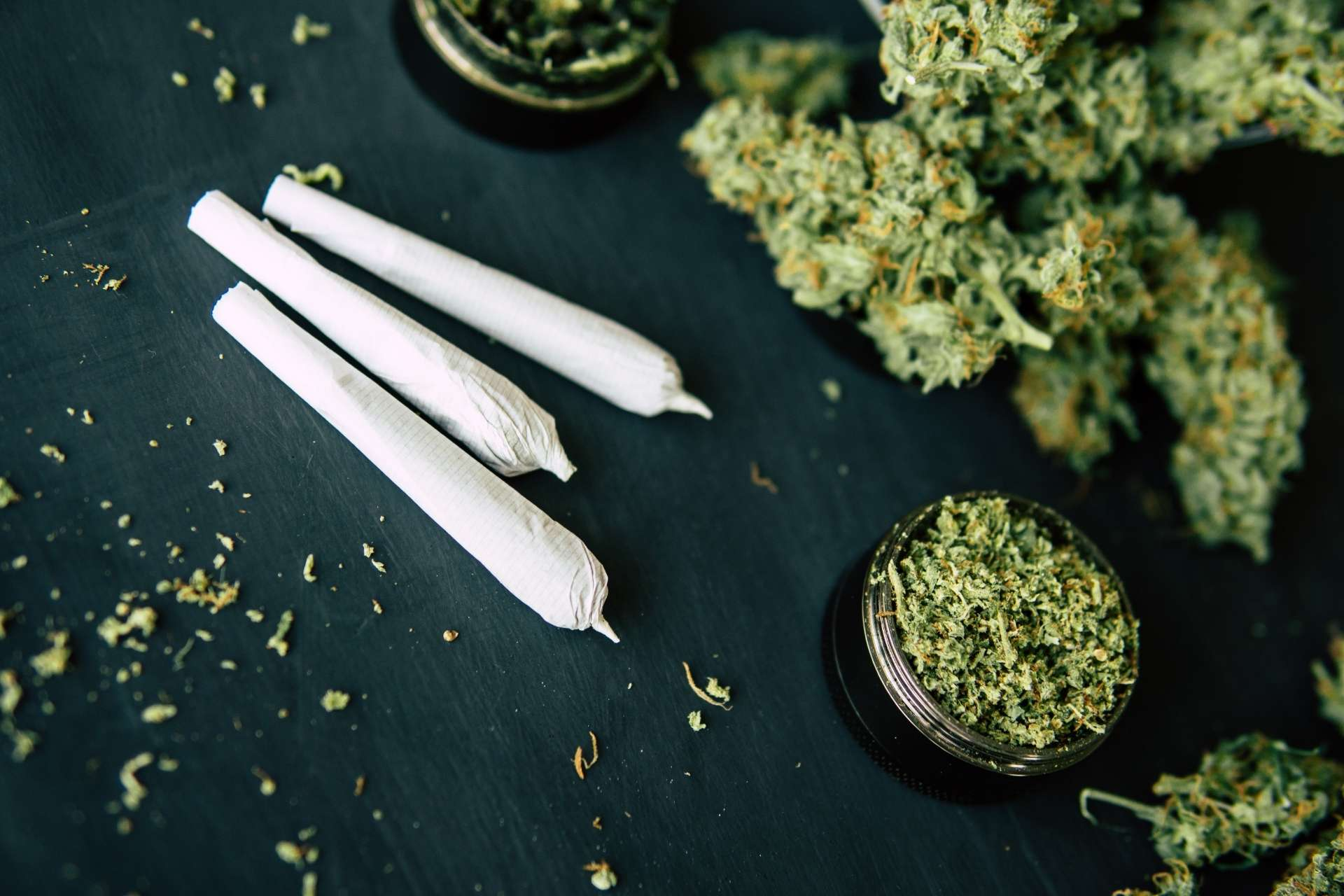 Fumer la fleur de CBD